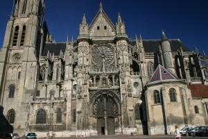 Cathédrale de Senlis Oise Picardie