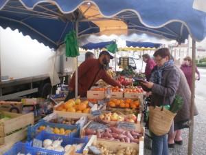 marché de La Neuville-Roy