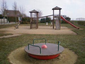 aire de jeux communale